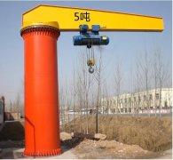 定柱式悬臂吊