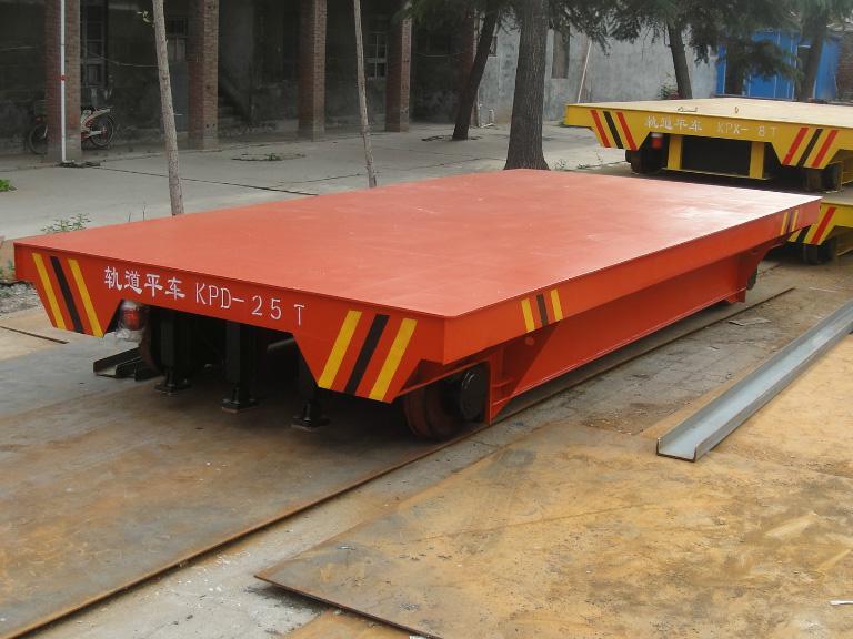 KPD系列低压轨道供电式电动平车