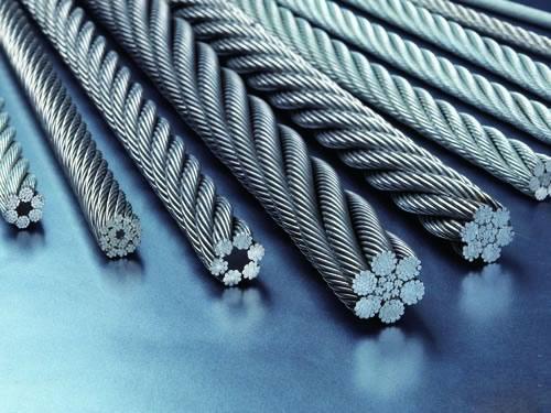 起重机钢丝绳选用标准
