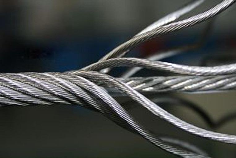 起重机配件—钢丝绳使用常识