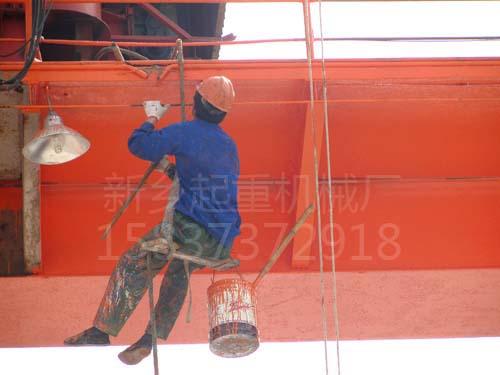 龙门吊防腐材料使用要求标准